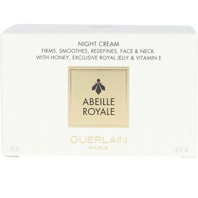 Cosmética Guerlain mujer ABEILLE ROYALE crème nuit 50 ml