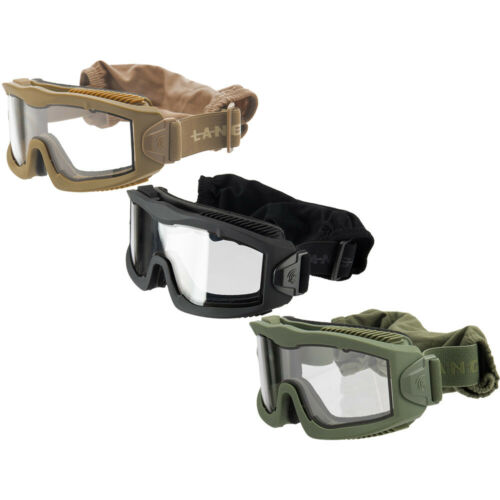 Lancer Tactical AERO Protective Vented Anti-Fog Full Seal Airsoft Goggles