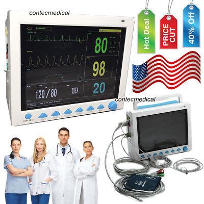 Fda Ce Contec Multi-parameter Vital Signs Icu Patient Monitor Cms8000 Hot Sale