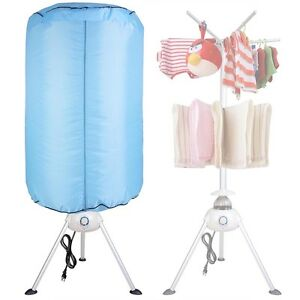 Charming Portable Electric Clothing Dryer 1000W Heater Drying Machine Lightweight