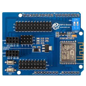 ESP8266 Web Server Serial ESP-13E Shield Wifi Board for Arduino Mega2560 TE513
