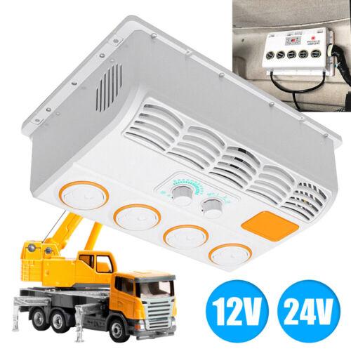 12V/24V Universal Wall-mounted Car Air Conditioner Evaporato