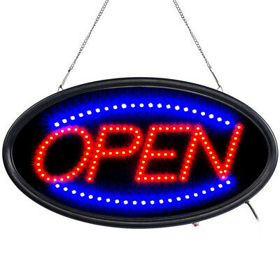 Animated Motion Ultra Bright Open Business Sign Store Led Neon Light With Onoff