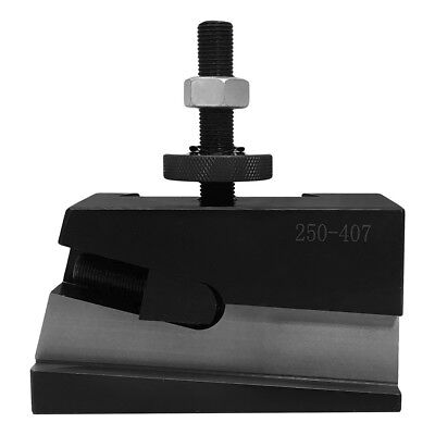 250-407 Ca7 Universal Parting Blade Tool Holder 14-20 Quick Change Post Lathe