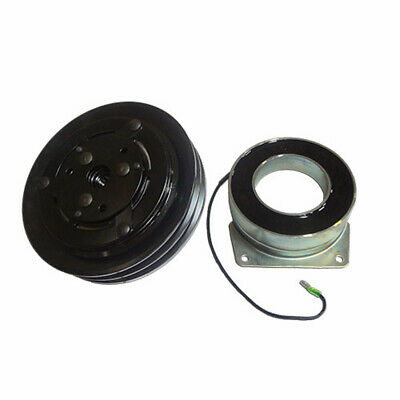600-281 Tractor Air Conditioner Compressor Clutch 7 Diameter Standard 2 Groove