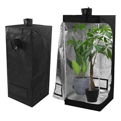 Portable Hydroponics Indoor Bud Dark Room 600d Oxford Gardening Grow Tent UK