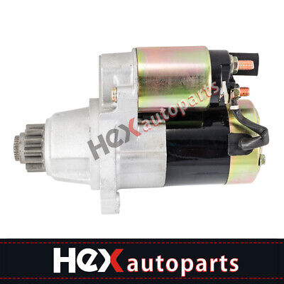 New Starter for Nissan Altima Sentra 2.5L 17835 Automatic Transmission