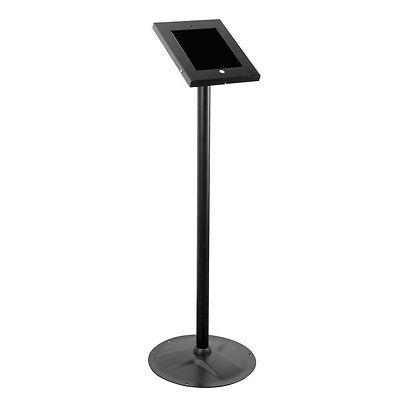 NEW Pyle PSPADLK45 Universal Anti-Theft iPad 2/3/4 Kiosk Display Stand Case