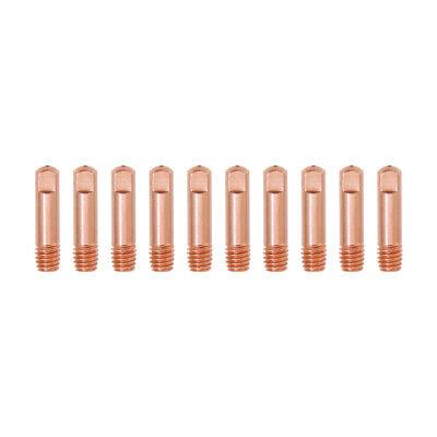10-pk 199388 .035 Contact Tips For Miller Spoolmate 150 200 3035 Spool Gun