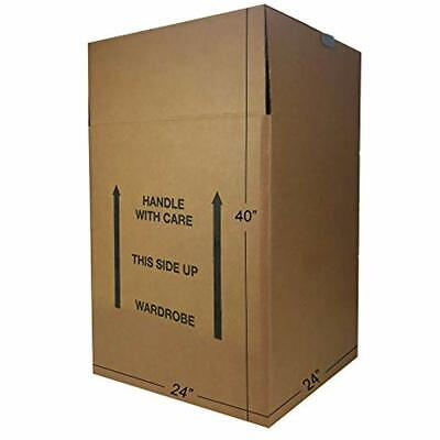Boxminiwar06 Shorty Space Saving Wardrobe Moving Boxes Bundle Of 6 20quot