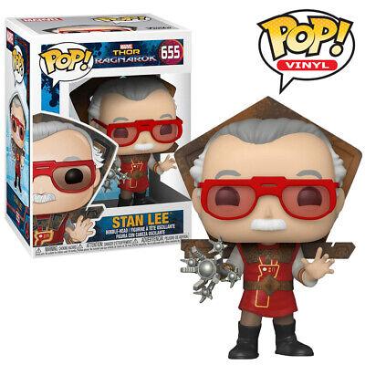 Funko POP!: Marvel: Thor: Ragnarok: Stan Lee