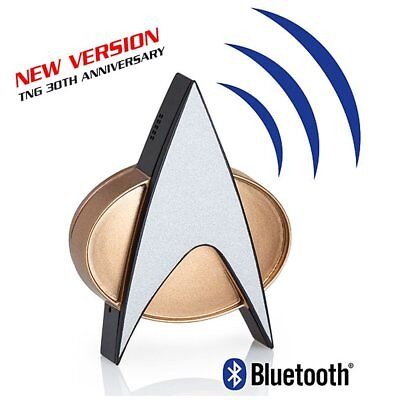 Bluetooth Communicator Star Trek The Next Generation funktioniert mit Handy Star Trek Handy