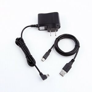 ac dc power charger adapter usb cord for garmin gps nuvi 50 lm t 55 lm t 65 lm t. Black Bedroom Furniture Sets. Home Design Ideas