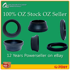 ODS NEW 72mm Rubber Lens Hood for 72mm Camera DSLR Nikon Canon Sony - AUSSIE
