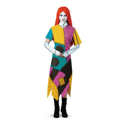 Nightmare Before Xmas Costumes (Womens Sally Nightmare Before XMAS)