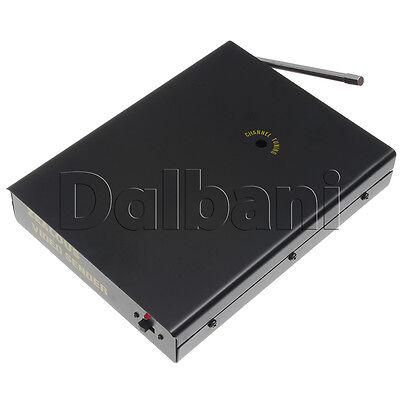 55 1190 Zealous Analog Audio Video Sender Tv Wireless Transmitter Receiver