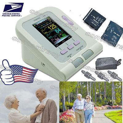 Digital Blood Pressure Monitornibpadultchildpediatricswsphygmomanometerus