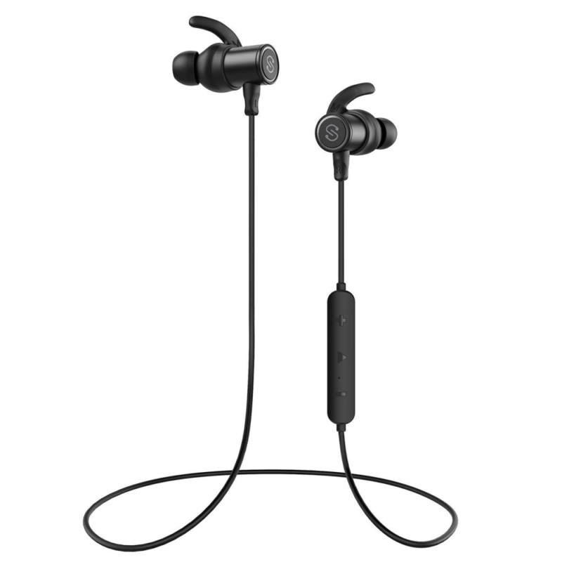 SoundPEATS Bluetooth Earphones, Wireless 4.1 Magnetic Earpho