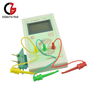 New Mk-328 Trlcresr Transistor Lcr Esr Tester Semiconductor Device Analyzer