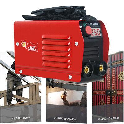 20-250a 110v Mini Electric Welding Machine Igbt Dc Inverter Arc Mma Stick Welder