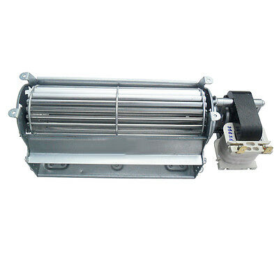 Gas Stove Blower - Universal Blower (Motor at right) Only for Wood / Gas Burning Stove or Fireplace