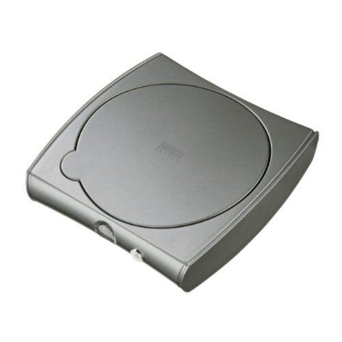 Sanwa Supply Disk Automatic Repair Machine (Polishing Type) CD-RE2AT