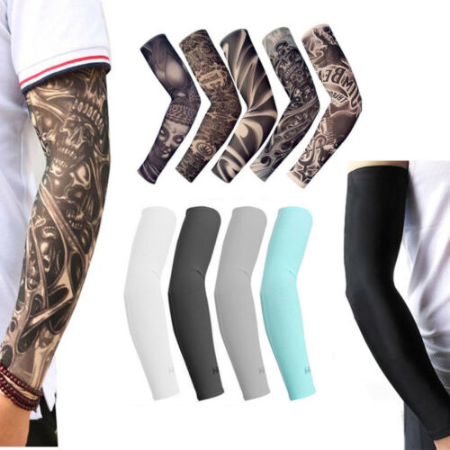 Kupit 6 Pcs Tattoo Cooling Arm Sleeves Cover Basketball Na Ebay Com