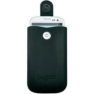 bugatti SlimCase Leather 2XL XXL Samsung Galaxy HTC LG SONY Handytasche Leder