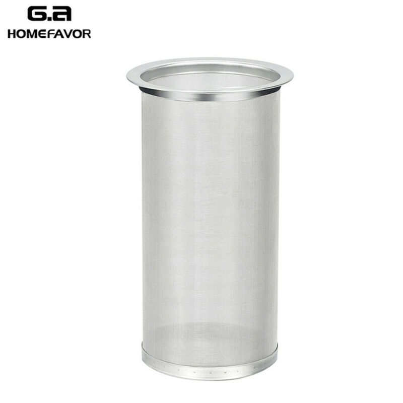 Cold Brew Coffee Maker Filter Stainless Steel For 32oz Wide
