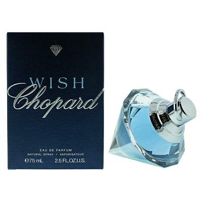 CHOPARD WISH 75ML EAU DE PARFUM SPRAY BRAND NEW & SEALED