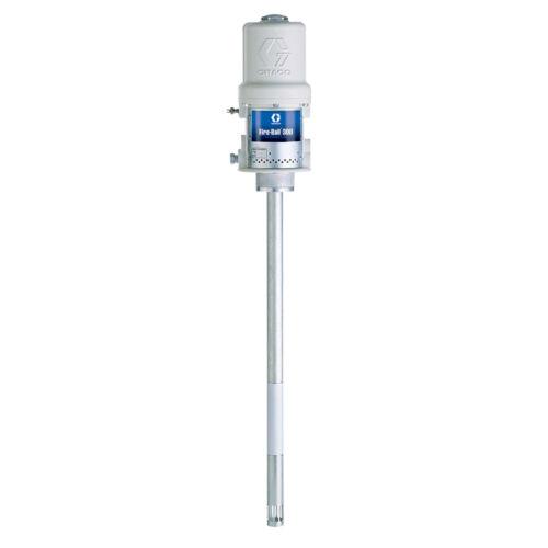 Graco 239887 Fire-Ball 300 Grease Pump 50:1 Air Powered Drum 120 lb 16 gallon