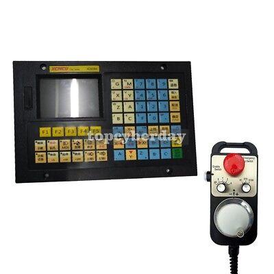 4axis Cnc Controller Kit Mpg Pendant Handwheel Estop 4axis Controller Xc609md