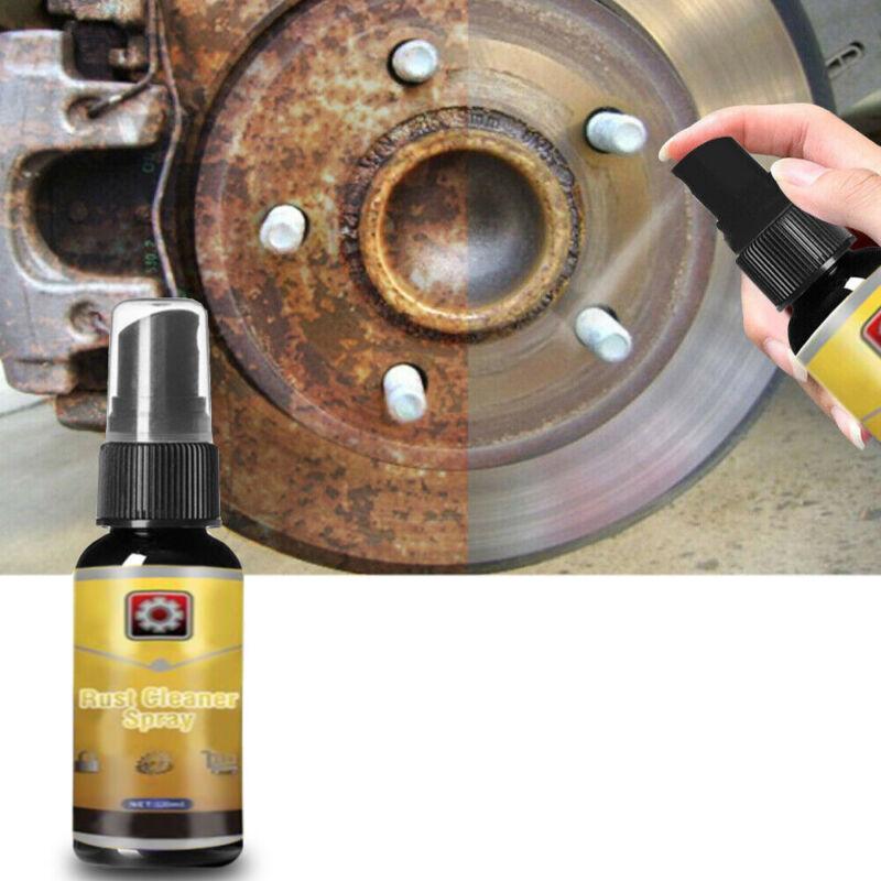 Car Parts - Car Parts Rust Cleaner Spray Wheel Hub Derusting Spray Rust Remover Accessory
