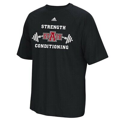 "Arkansas State Red Wolves NCAA Adidas ""Strength Conditioning"
