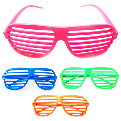 Vintage Shutter Shades Sunglasses Retro Glasses Party Supplies Novelty Fashion