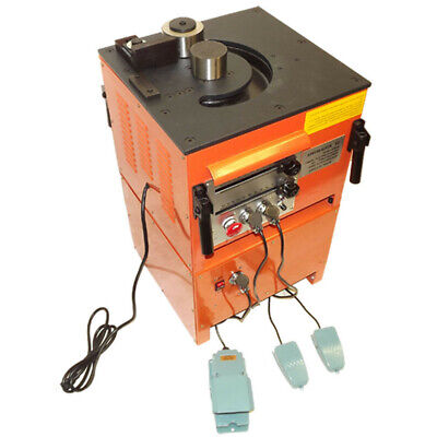 "Electric Rebar Bender Bending Machine Table Bends 1""(25MM) Rebar Cutter Cuttting"