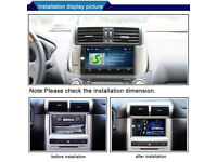KKmoon Double Din Car Stereo Digital 7 inch HD MP5 Touch Screen Universal 2 Din In-Dash HD Car Radio