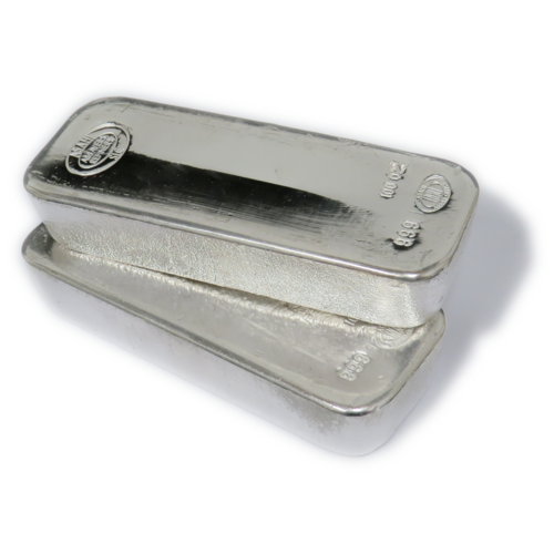 Купить Daily Deal - 100 oz Asahi Silver Bar .999 Fine