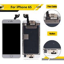 iPhone 6S Display Original RETINA LCD VORMONTIERT Komplett weiss White NEU