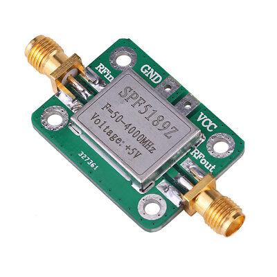 LNA 50-4000MHz SPF5189 RF Amplifier Signal Receiver For FM HF VHF/UHF Ham Radio ()