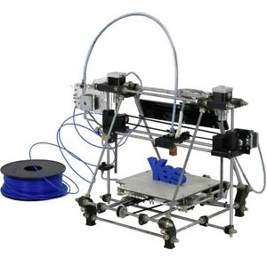 3Dstuffmaker - Reprap Prusa 3D Printer DIY Kit - Free Shipping Special Offer