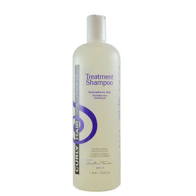Curly Hair Solutions - Curly Hair Solutions Treatment Shampoo 33.8oz, NEW