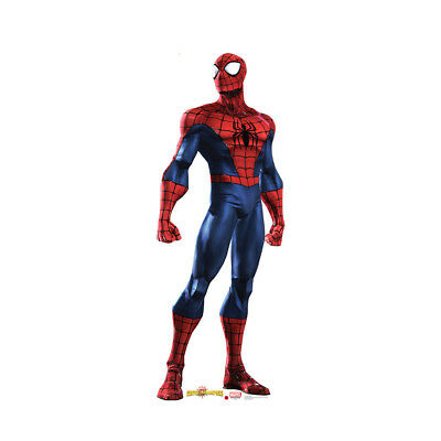 Contest Of Champions Spider-Man Cardboard Cutout - Spiderman Cutout