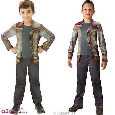 STAR WARS THE FORCE AWAKENS Finn Deluxe Lizenzierte Child Kostüm