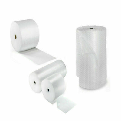 500mm x 50M Long Roll - Small Postal Wrap - Thick Strong Bubble - UK Stock