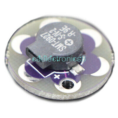 1pcs New Lilypad Buzzer Small Speakers Module For Arduino