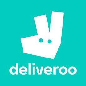 Deliveroo Delivery Bike Rider - Immediate Start in Derby