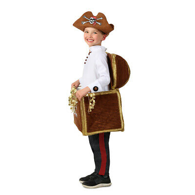 Child Pirate Booty Candy Catcher Halloween Costume ()