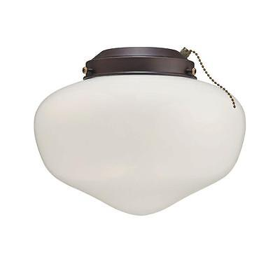 Westinghouse Lighting 7781300 Oil Rubbed Bronze Schoolhouse