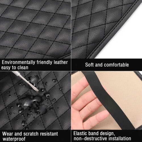 Car Accessories Armrest Cushion Cover Center Console Box Pad Protector Universal eBay Motors